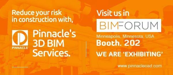 Pinnacle Participating in 2016 Spring BIM Forum