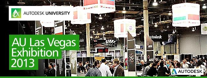 Autodesk University 2013 Exhibition