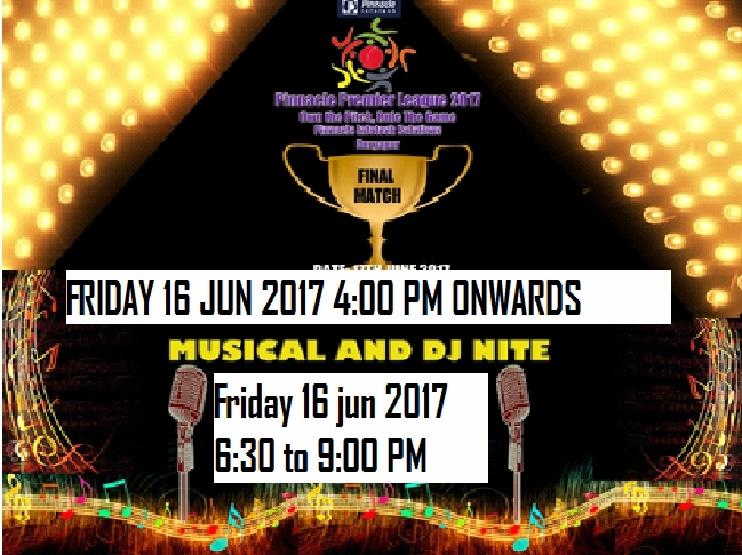 Musical & DJ Night