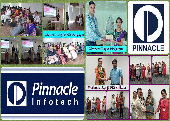 Mother's Day Celebration @ Pinnacle Infotech