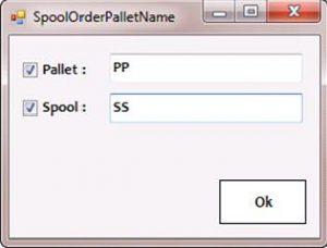 Fabrication CAD MEP - FAB Spool Name
