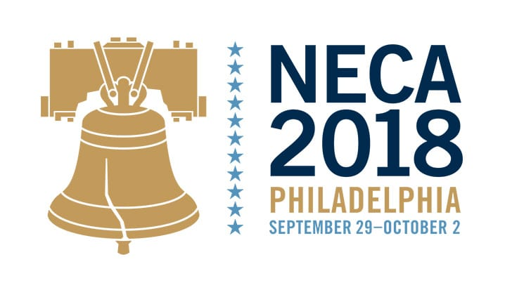 NECA- Philadelphia 2018 Convention