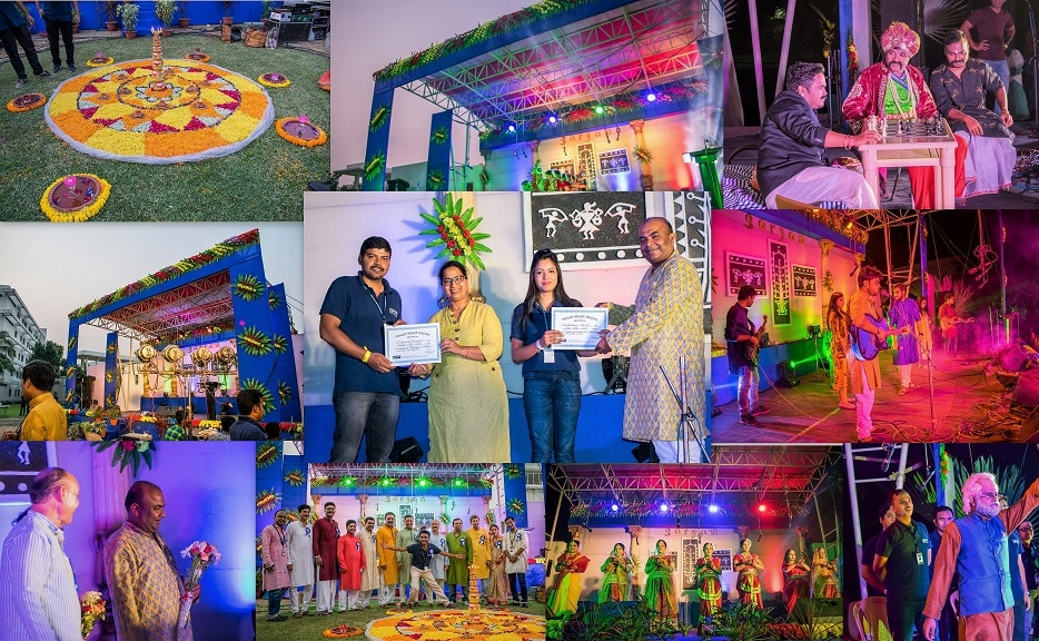 Sargam Added Zest to Pinnacle's Reward & Recognition Ceremony