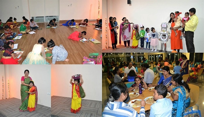 Children Day Celebrated @ Pinnacle
