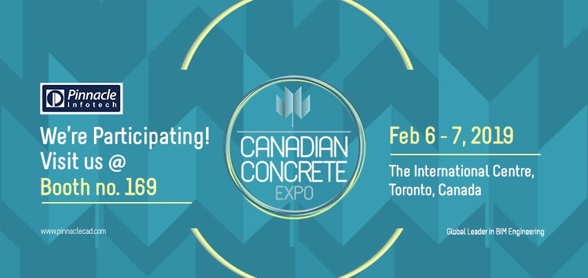 BIM Industry Experts @ Canadian Concrete 2019 Trade Show