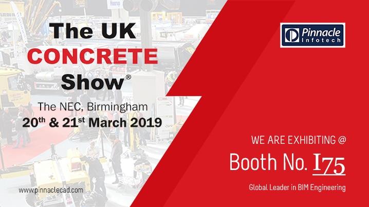 BIM Expedition @ UK Concrete Show 2019