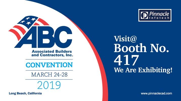 Smart Planning, Design & Construction with BIM @ ABC Convention 2019