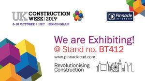 UK Construction Week, 2019