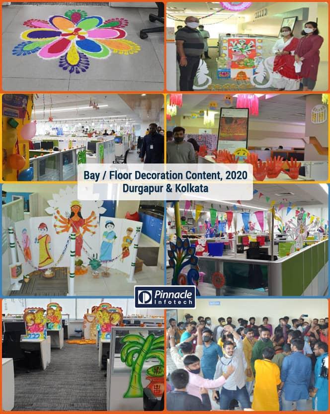 Bay/Floor Decoration Contest – 2020