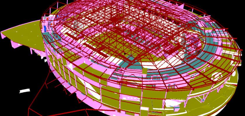 structural_bim_model_MGM-Grand-Garden-Arena